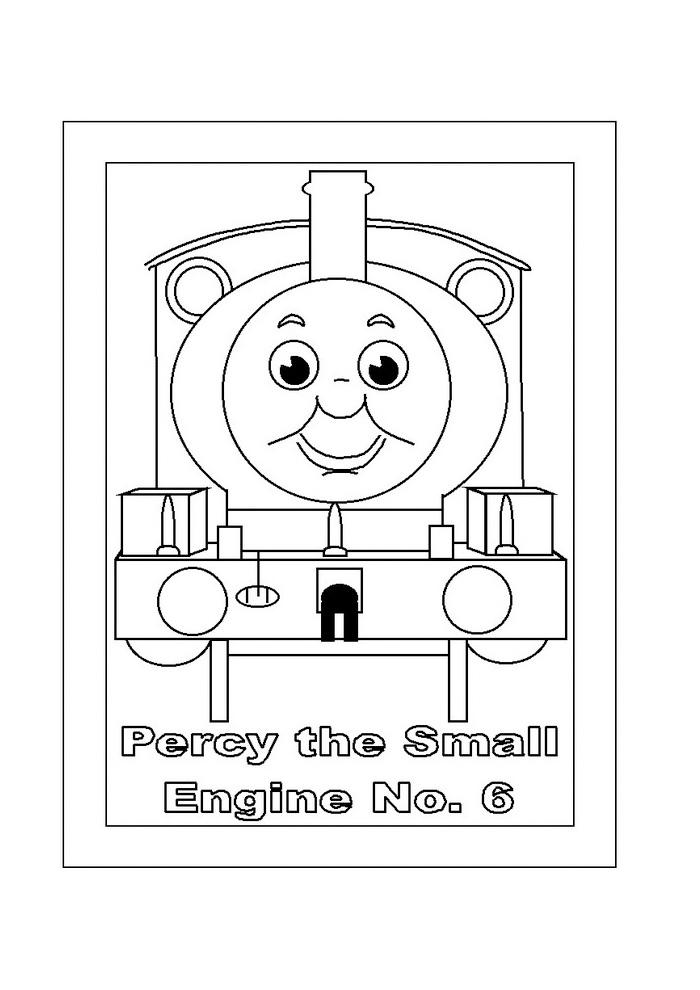 thomas de trein percy
