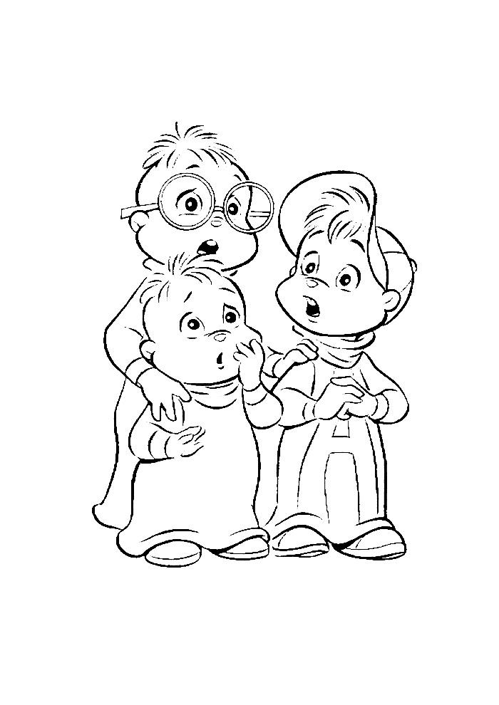 Alvin and the Chipmunks echt waar
