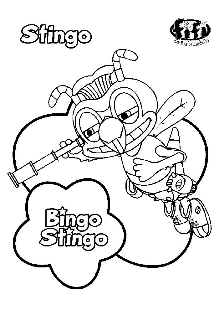 Fifi stingo