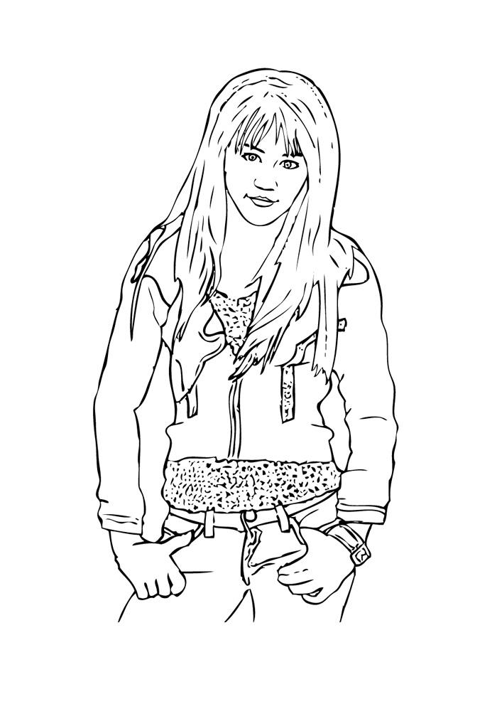 Hannah Montana hannah