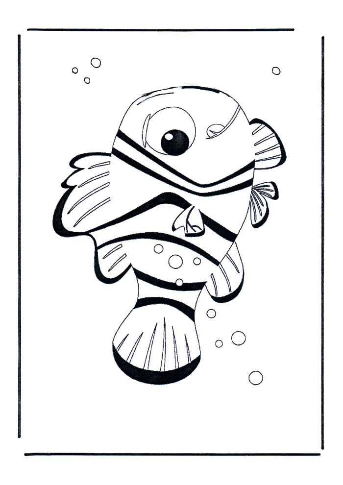 Nemo helemaal alleen