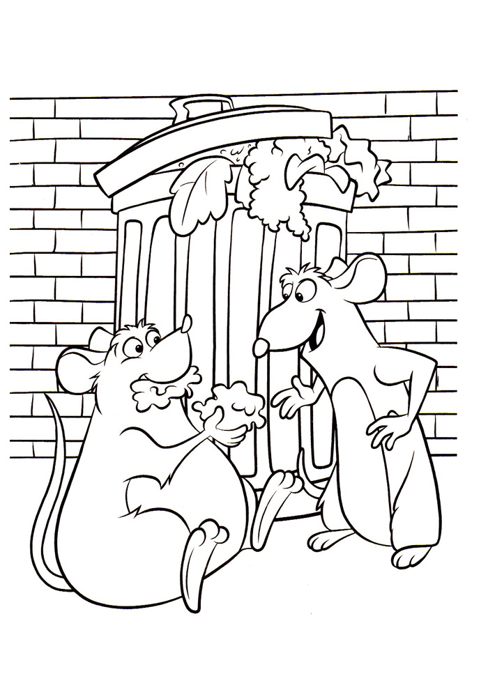 Ratatouille lekker eten