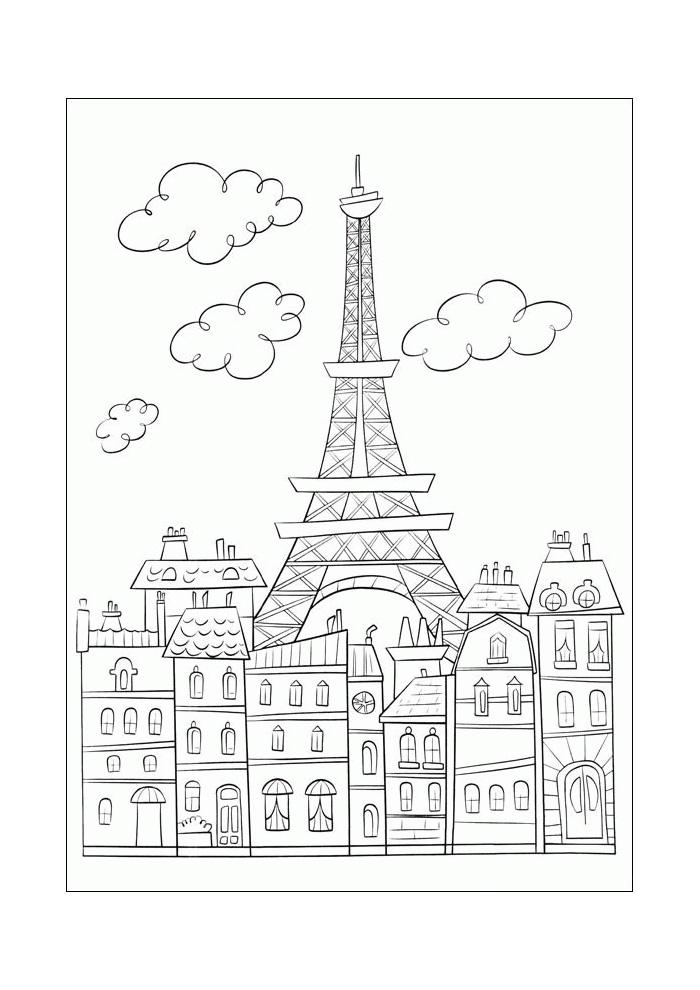 ratatouille parijs ratatouille kleurplaten kleurplaat