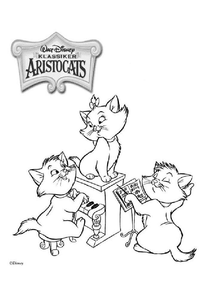 Aristokatten - muziek maken