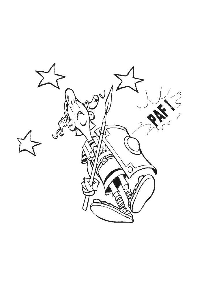 asterix en obelix paf