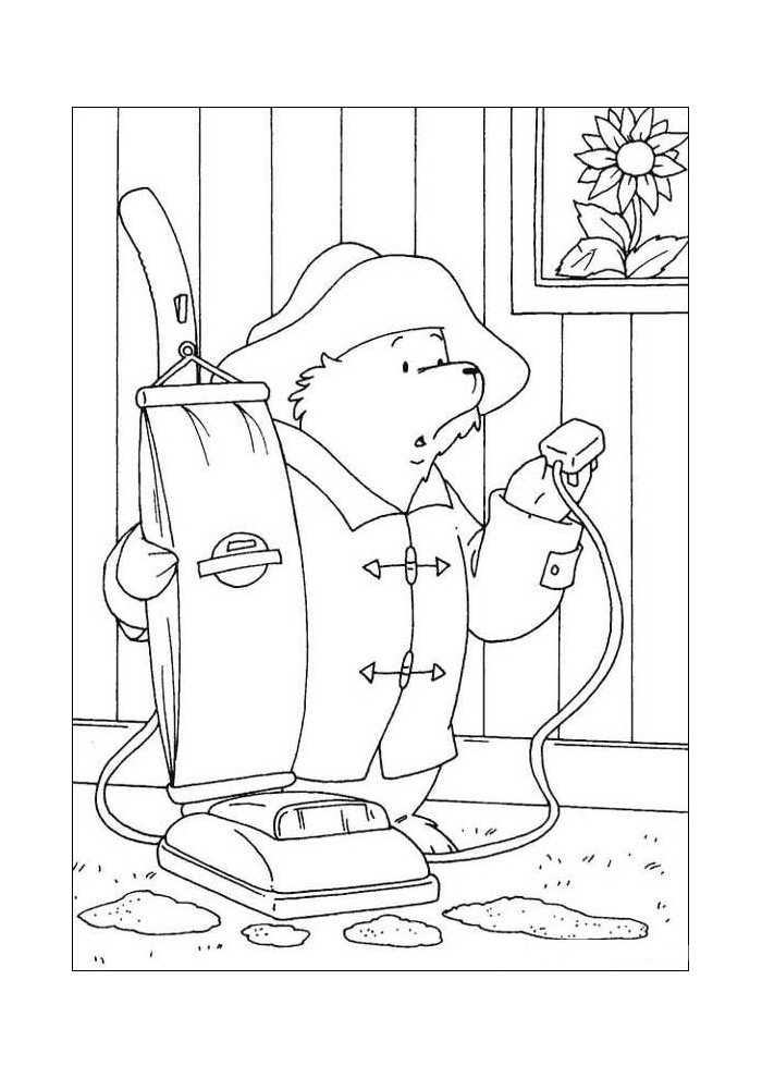 Bissell Vacuum Cleaners Coloring Pages Coloring Pages Vacuum Coloring Pages
