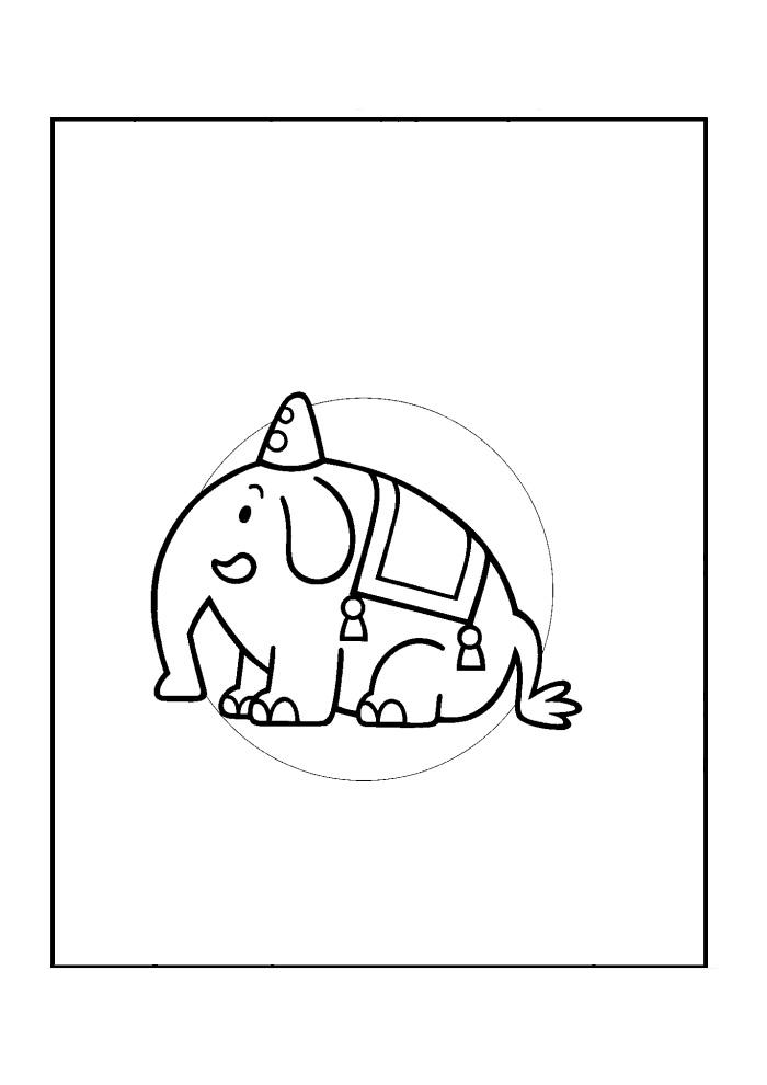 Bumba - olifant