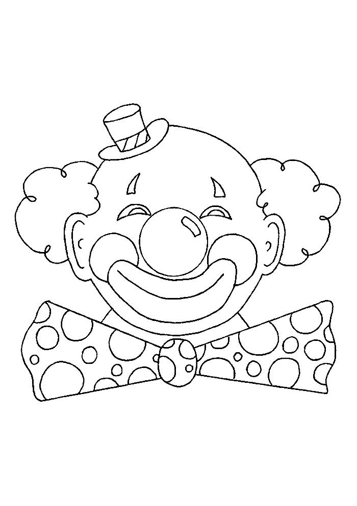 Clown - smile