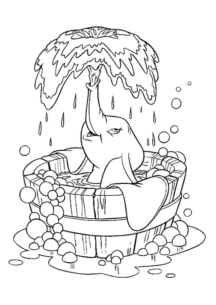 Dumbo - in bad