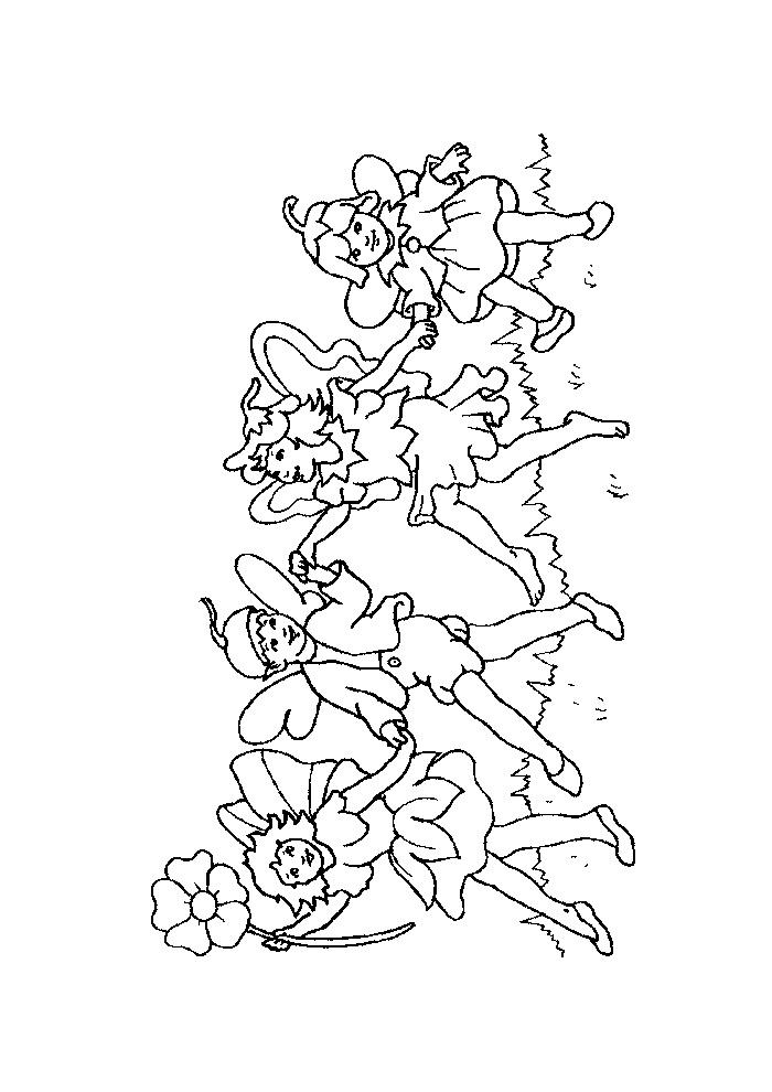 Elfjes - kinderen