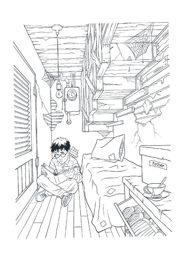 Harry Potter - lezen