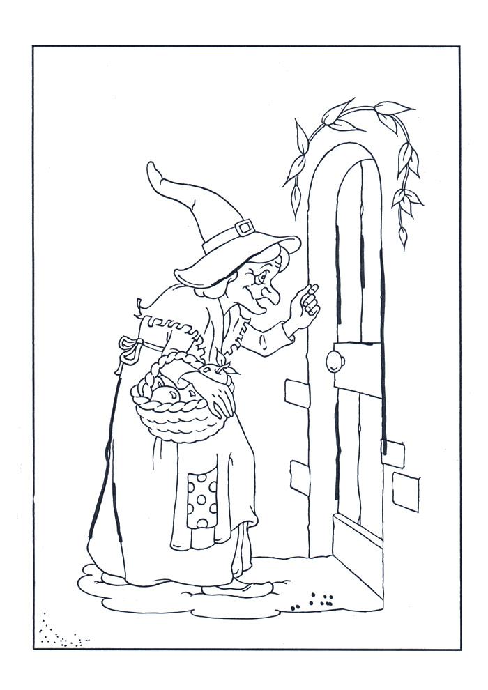 Heksen - klop klop klop