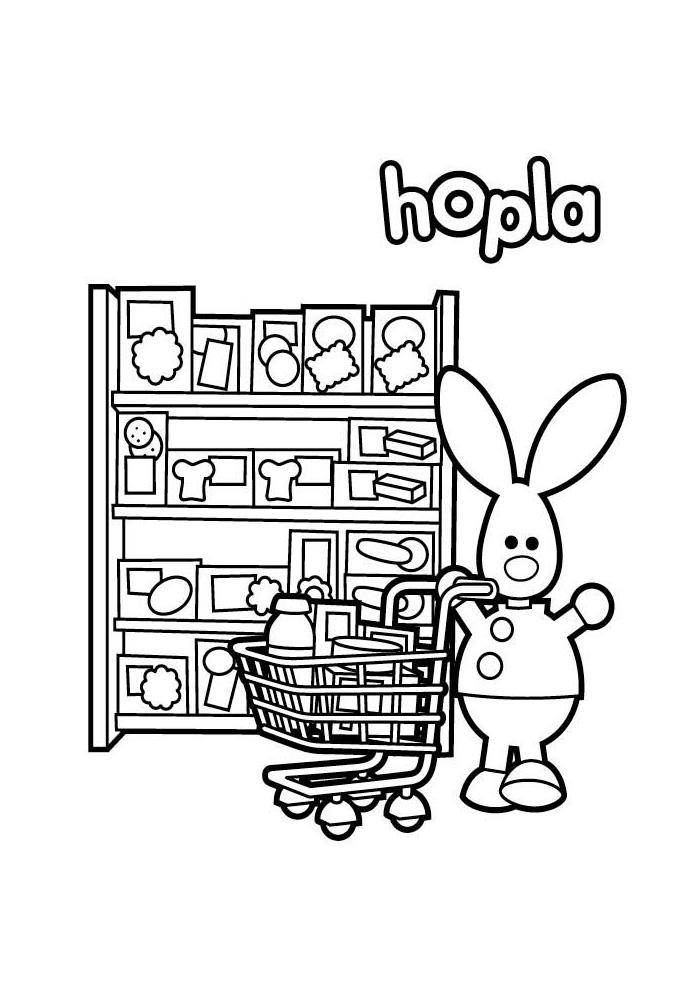 Hopla - winkelen