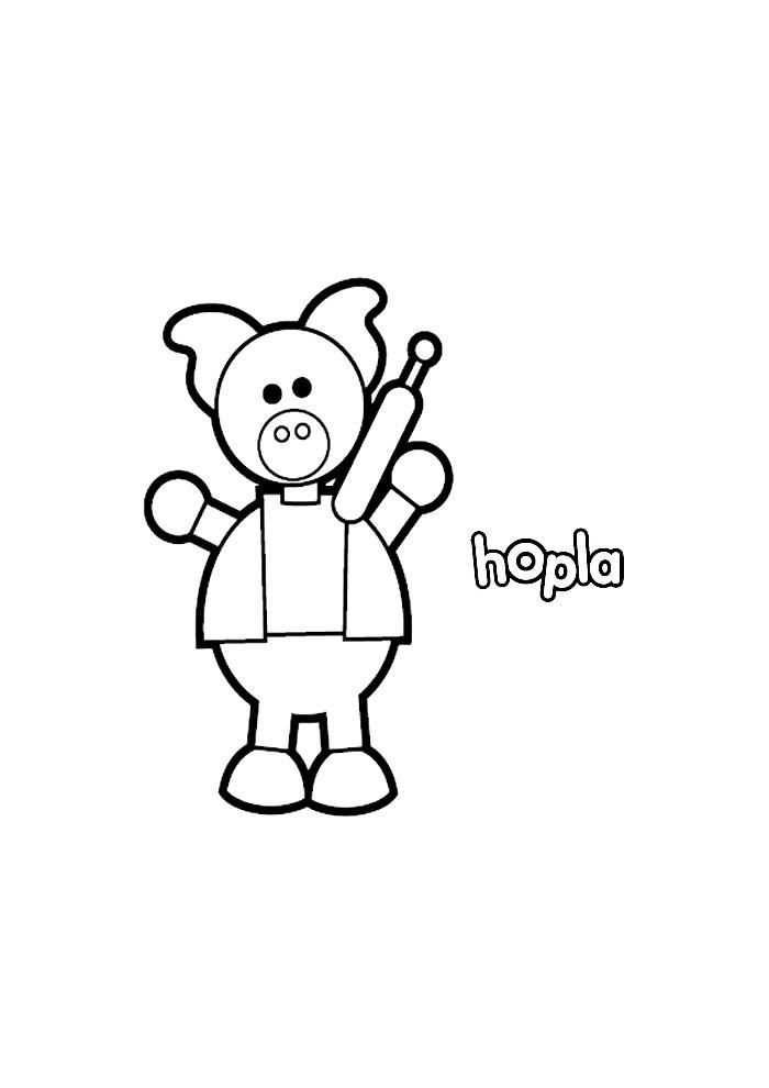Hopla -hopla