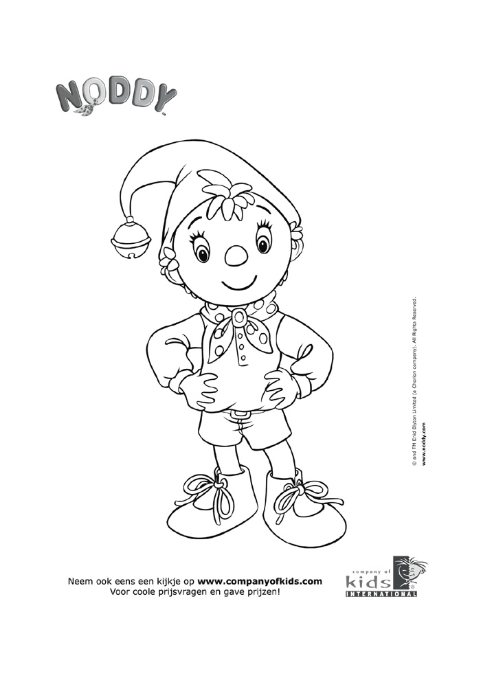 Noddy - noddy