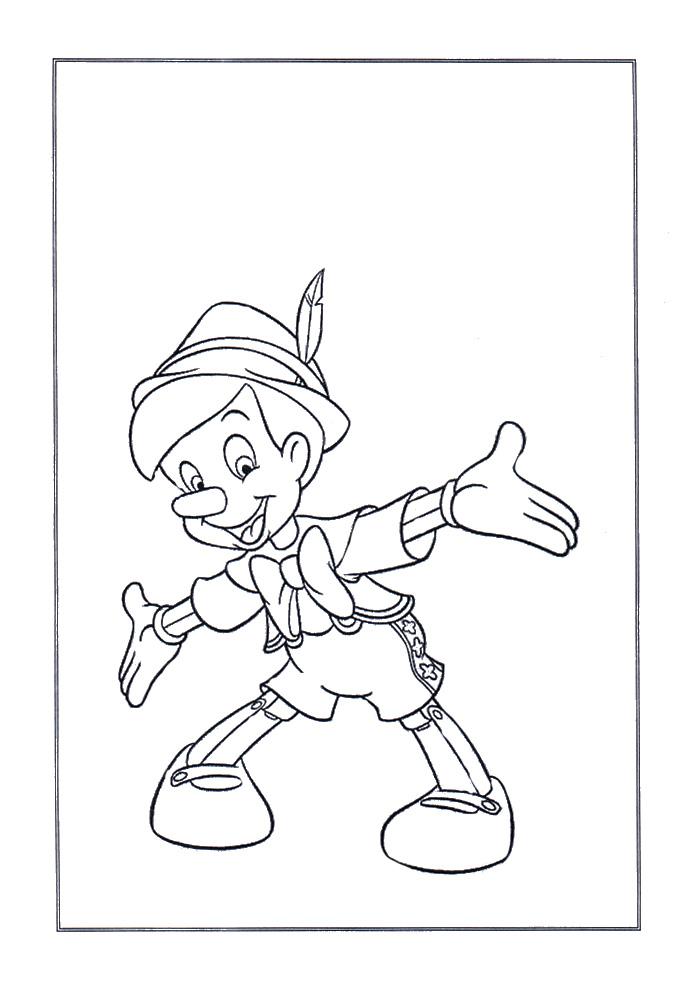 Pinokkio - hoi