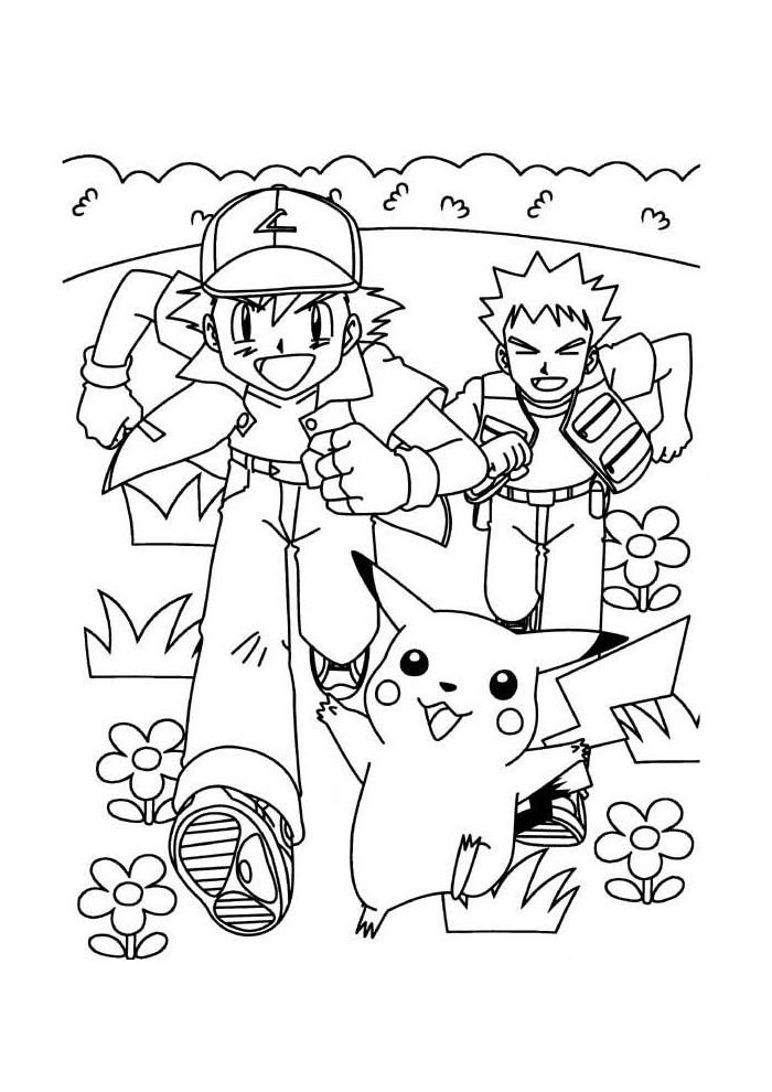 Pokemon - vlug vlug vlug