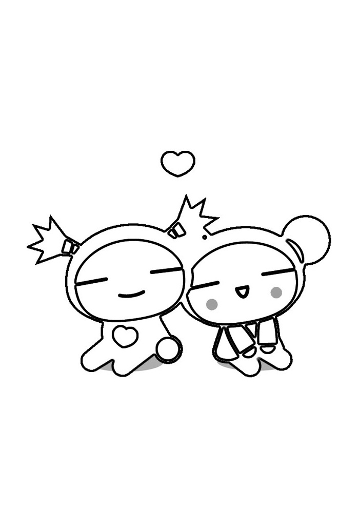 pucca verliefd