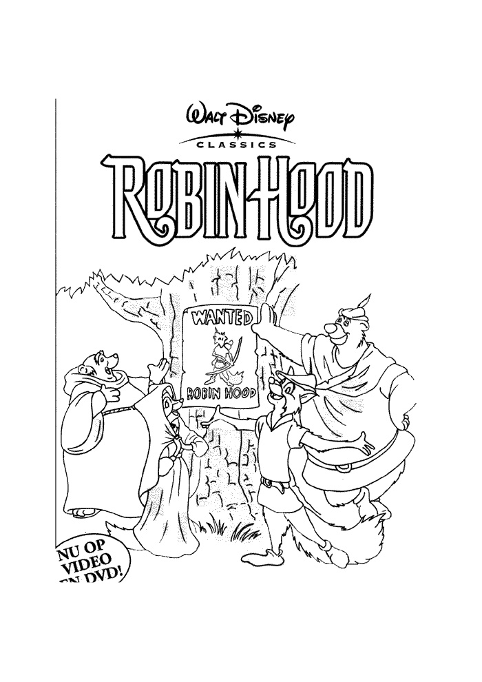Robin hood - wanted