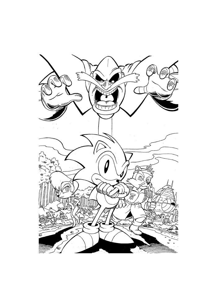 Sonic - ik heb je bijna