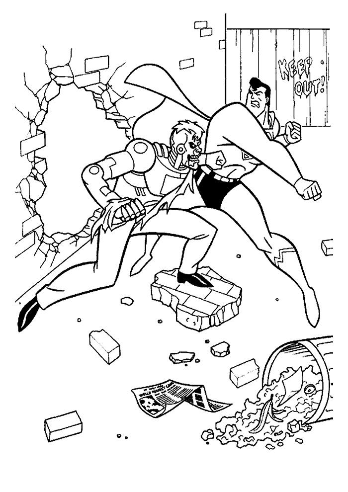 superman vechten