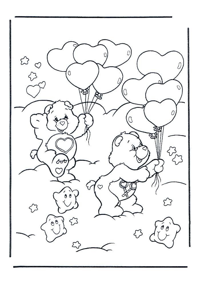 troetelbeertjes allemaal ballonnen