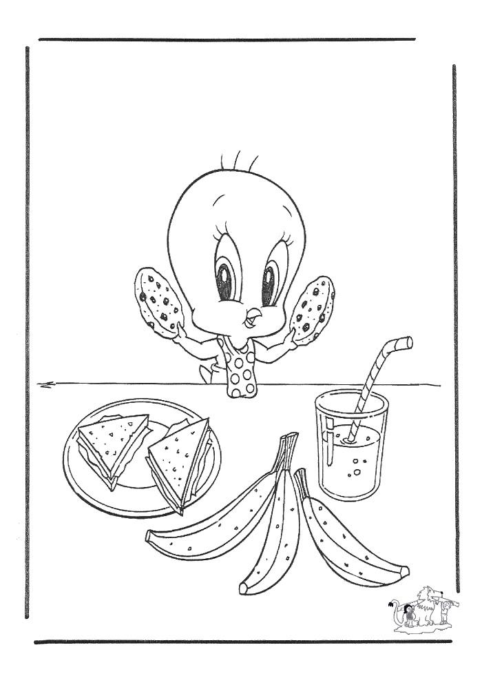 tweety eten