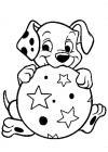 101 Dalmatiers - spelen met de bal