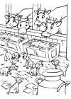 101 Dalmatiers - in de stal