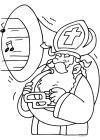 Sinterklaas maakt muziek