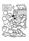 Mickey Mouse - dansen