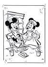 Mickey Mouse - eten