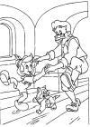 Pinokkio - dansen met papa