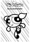 Power puff girls - bubbles